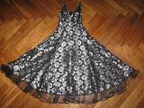 Карнавальное платье принцессы (с кринолином) на девочку 4-5 лет!