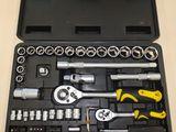 Дешевый профессиональный набор инструментов сталь 72 единицы