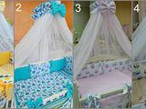 Новые комплекты постельного белья в кроватку!
