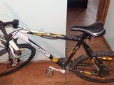 Vind bicicleta profesionala in stare ideala, practic nefolosita!