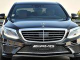 Lux Mercedes S-class AMG pentru Nunta ta!!! 109€/zi