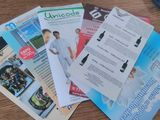 Flyere/ Broșuri/ Cataloage/ Buclete/ Флаеры/Листовки