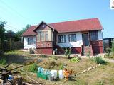 Casa cu un nivel si teren 9.6 ari, raionul Straseni, satul Cojusna