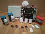 Профессиональная беспроводная (GSM) сигнализация
