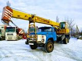 Продам автокран зил гя 133 кран Vind macara zil 133