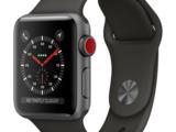 Apple watch 38mm series 3 gps+cellular (mr2w2)/ space gray aluminium gray sport band