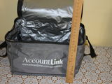 """Термос-сумка-холодильник для напитков или еды """"Ланч бэг """" Сумка холодильник Lunch bag - 400 лей."""