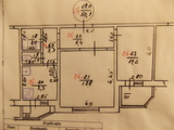 se vinde apartament cu 2 odai in casa noua in centru orasului sau schimb in chisinau