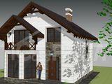Cовременный, тёплый, прочный дом от 120 евро м2!!!