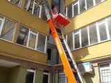 Lift mobil+hamali 36m ridica pina la 250 kg
