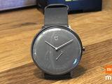 Часы xiaomi mijia smart quartz watch - отличается очень приятным классическим внешним видом!