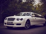 Bentley continental limuzina транспорт для торжеств transport pentru ceremonie