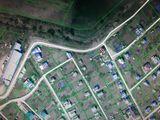 Chisinau, Truseni, teren 6 ari cu constructie nefinisata + casa de vara