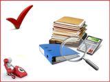 Dari de seama.Отчеты,декларации,бухгалтерское обслуживание,восстановление.