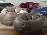 Аренда бескаркасной мебели Bean-bag, кресло-мешки Hi Poly, Football, Volleyball от RelaXtime