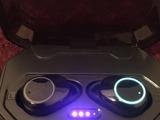 Casti Touch Control IPX6,au un sunet foarte bun new
