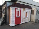 Termoizolarea caselor, elemente decorative! Carnise pentru fasade