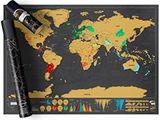 Scratch Map. Harta de razuit