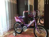Bicicleta pentru copii ,roti la 16 ,din Anglia