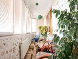 Apartament cu 3 odai in bloc nou / Botanica