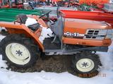 Vind tractor Japonez Kubota GL21, revizionat, inclusiv freza si asistenta tehnica gratuita 1 an