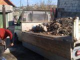 Вывоз строй мусора,evacuarea gunoiului + hamali.
