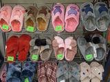 Тапочки комнатные распродажа мужские и женские от 30 лей.