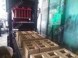 Вибропресс для производства плитки, блоков, кирпича