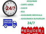 Carte verde, casco, rca, asigurare medicala, asigurarea bunurilor