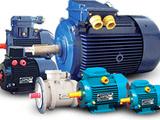 Электродвигатели, вибраторы, тансформаторы, редукторы, вентиляторы, тельферы - продажа и ремонт