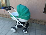 Детская коляска Roan Bass 3 в 1! Зима-лето!