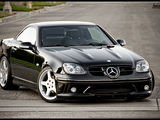 Mercedes Benz SLK Класс