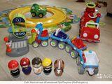 Развивающие интерактивные игрушки для детей Baboum ( развивашки и неваляшки для малышей )
