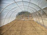 """Испанская теплица 90 кв (6 м на 15 м) """"Мой Огород"""" для садовых участков (есть другие размеры)"""