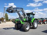 Traktor / Deutz-Fahr Agrotron K120 Profiline