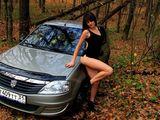 Logan Dacia, Sedan, 12 euro, chirie auto