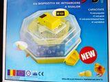 Incubator semiautomat CLEO 5DTH+ garantie 1 an si cu livrare gratuita