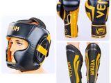 Echipament pentru kickboxing/k-1 Venum (manusi,casca,aparatori ) !!!