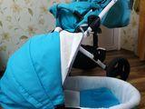 Коляска 2в1 и  лёгкая удобная коляска