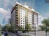 Apartament 3 camere, 73 mp, versiune albă, Vasigur Grup, Buiucani, 54 900 euro!