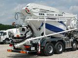 Asortiment larg de beton si mortar / широкий ассортимент товарных бетонных и растворных смесей