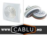 Ventilatoare, conducte de aer. / Вентиляторы. Воздуховоды (cablu.md)