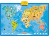 Harta interactiva a animalelor Momki