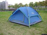 Палатка трехместная автоматическая GreenCamp 1500 лей