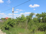 Se vinde teren, 6 ari, la Ghidighici, 5 km de la Chisinau.