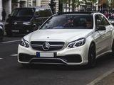 Rent Mercedes Mercedes AMG E63 alb/белый