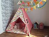 Детский домик вигвам. палатка. Vigvam. Cort