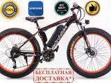 Электровелосипед Электро фэтбайк мощный брутальный bicicleta electrice din fat
