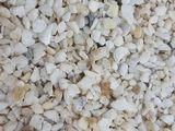 Мраморная крошка - 2.80 кг.. Гранитная крошка. Pietriș de mozaic alb.Pietriș de granit.
