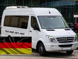 Transport Moldova - Germania, zilnic!